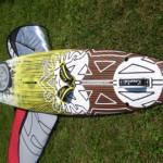 RRD Wave Thruster 68l 2010 Heck